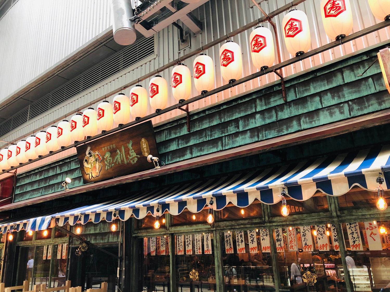 魚貝百貨店 魚利喜(渋谷横丁) 求人情報