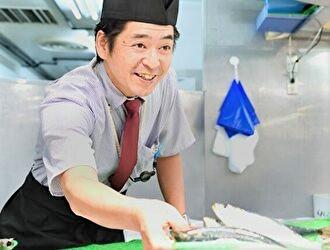 魚力 京急久里浜店 求人情報