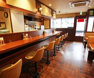 レストランじゅらく 上野駅前店