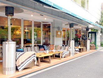 BONDI CAFE YOYOGI BEACH PARK(ボンダイカフェ)