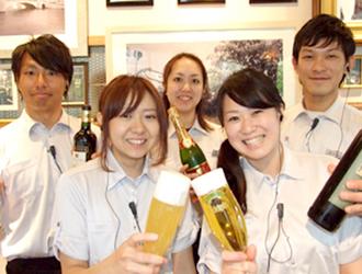 銀座ライオン 新宿センタービル店