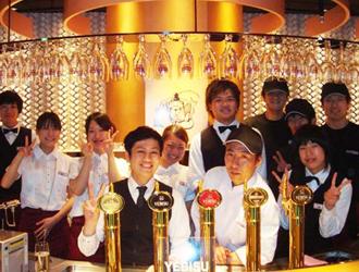 YEBISU BAR(ヱビスバー) 上野の森さくらテラス店