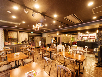 CAFE ANTIQUE ROSE(アンティーク・ローズ)