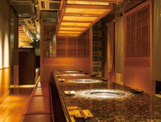 焼肉と和酒 うしごろ 貫 -Kan- 恵比寿本店