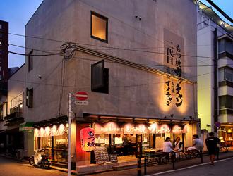 もつ焼ウッチャン 渋谷道玄坂
