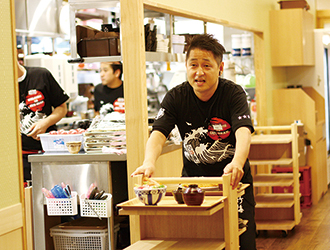 築地食堂 源ちゃん 高田馬場店