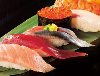寿司 魚がし日本一 八重洲仲通り店