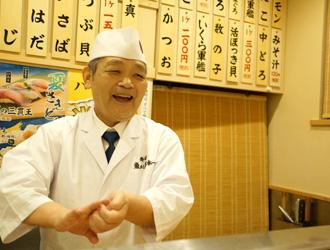 本格江戸前寿司 魚がし日本一 新橋駅ビル店
