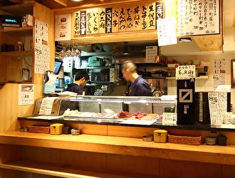 立喰寿司まんぼう