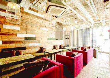 SUZU CAFE -shibuya jinnan-