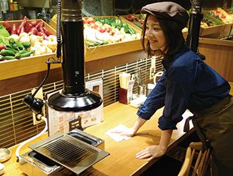 原価ビストロ チーズ+ 京都七条店 求人情報