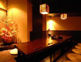 東京創作厨房 宮花庭(きゅうかてい)