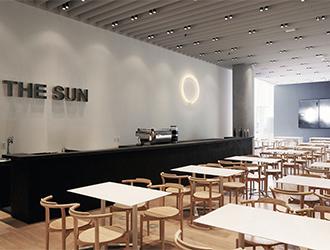 カフェエリア THE SUN