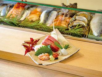 すし 魚寿 そごう横浜店