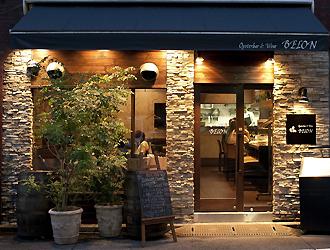 Oysterbar&Wine BELON 渋谷店