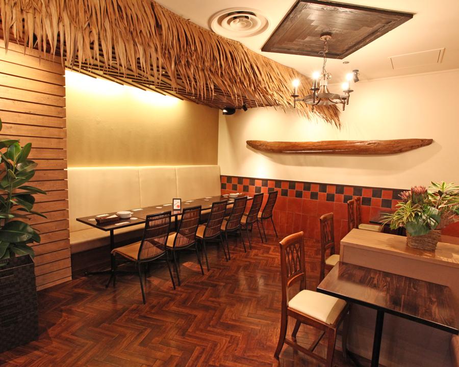 Aloha Cafe KauKau 豊洲店