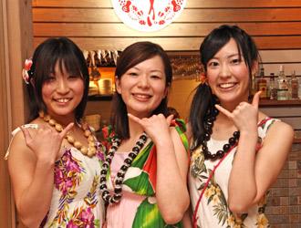 Aloha Cafe KauKau 本八幡店