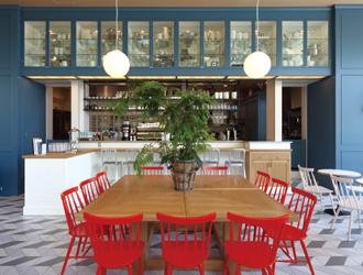 SOHOLM CAFE + DINING UMEDA
