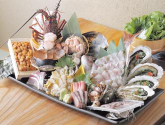 神山町魚金