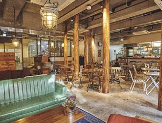 muromachi café HACHI