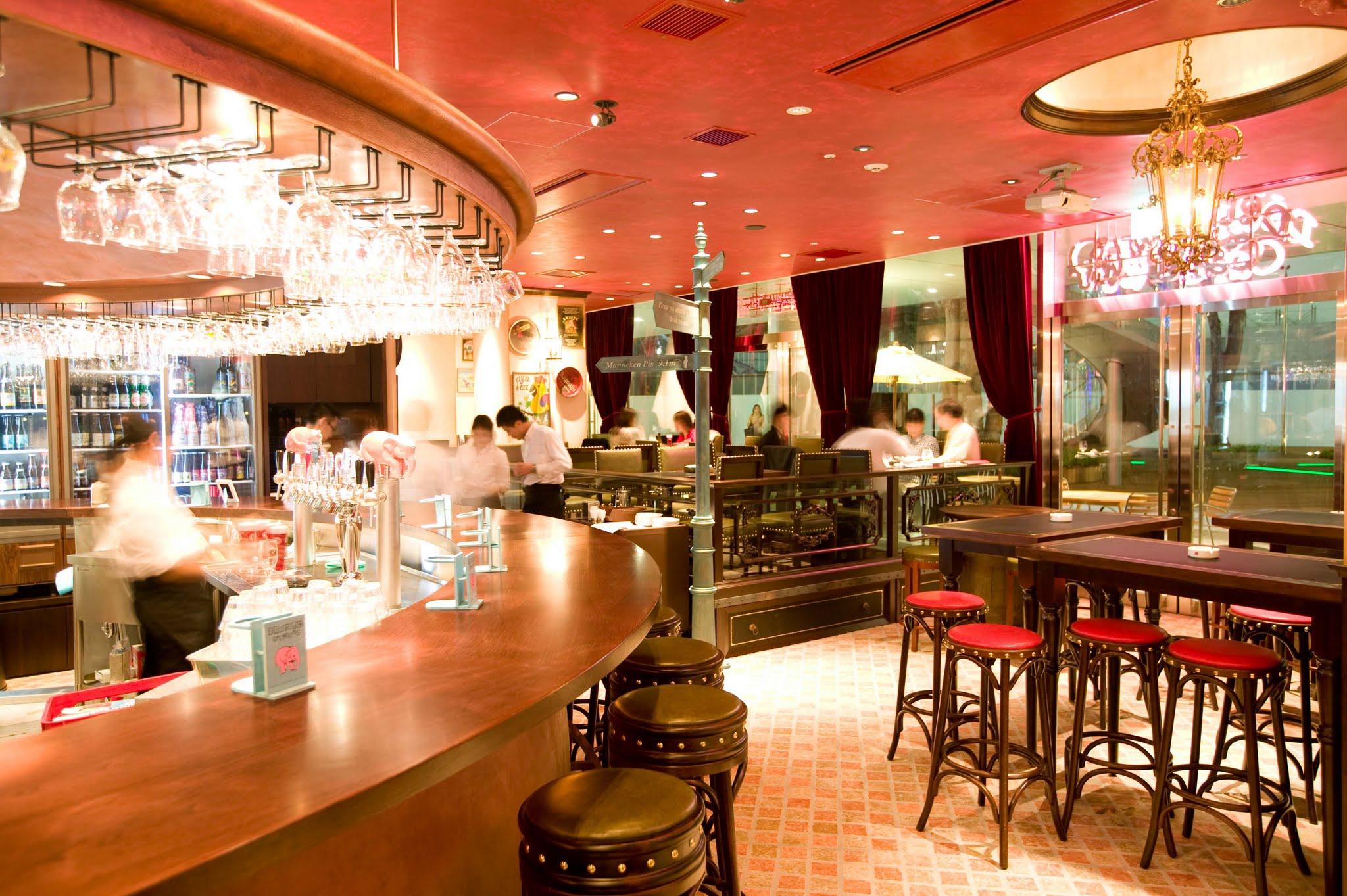 デリリウムカフェ トーキョー 求人情報