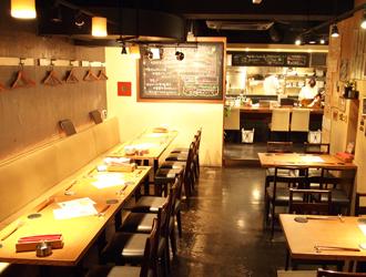 ワイン食堂「浦和ZAN」