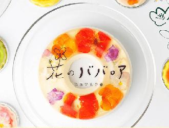 花のババロアhavaro/PARADIS ラゾーナ川崎店