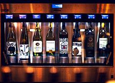 eplus LIVING ROOM CAFE&DINING/株式会社イープラス・ライブ・ワークス 求人 窒素ガスワインセラーを完備し、ビンテージワインもグラスで提供を行えます。