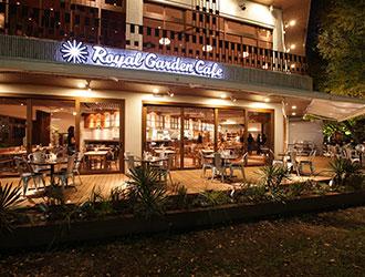 A「ピンクベリー」 B「Royal Garden Café(ロイヤルガーデンカフェ)」/アールアンドケーフードサービス株式会社 求人
