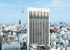 浅草ビューホテル 求人 下町「浅草」に大きくそびえる国際色豊かな浅草ビューホテルです