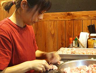 焼鳥 ゑびす 田町店 求人