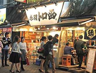 「赤羽 トロ函」/株式会社夢小路普及商会 求人