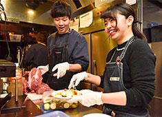 株式会社聚楽 洋食事業部 求人 銀座、渋谷、池袋、吉祥寺、上野などアクセスよい立地なので通勤も便利です。