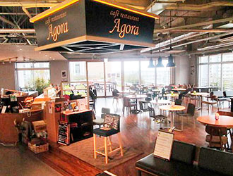 「CAFE RESTAURANT AGORA」「bar&restaurant Agora」「仏蘭西肉食堂 CHEAT」/株式会社 P&Cコネクション 求人