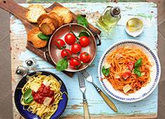 創作イタリアンレストラン&ベーカリーカフェ/株式会社フローラ企画 求人 あなたの意見やアイデアから新メニューが生まれる可能性も十分ありますよ!