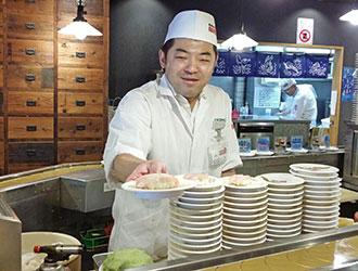 板前回転寿司たいせい/株式会社 台星商事 求人