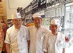板前回転寿司たいせい/株式会社 台星商事 求人 不安なことがあってもスタッフがサポートします!