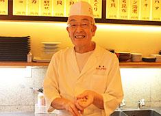 有限会社江戸ッ子寿司 お互いを想い合うスタッフばかりで本当にアットホーム。また店舗ノルマの圧力もないので、ストレスなく勤務できます。