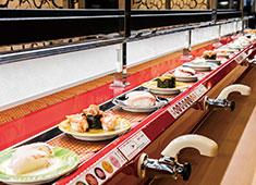 有限会社江戸ッ子寿司 回転寿司・カウンターの2つから、ご自身に合った職場・働き方で活躍してください!