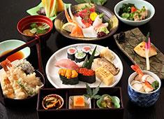 寿司割烹 御旦孤 旬の魚を和食や寿司で! おいしい魚をお客様に届けましょう!
