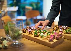 Nicolai Bergmann K.K. デンマークの伝統的なスイーツや軽食など、おしゃれなひと時を演出する料理をご提供。