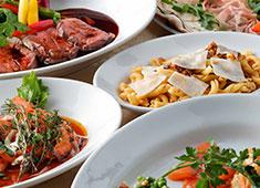 株式会社 ミックマム ▲食材もイタリア産にこだわっていますので、珍しい食材を目にも触れられます