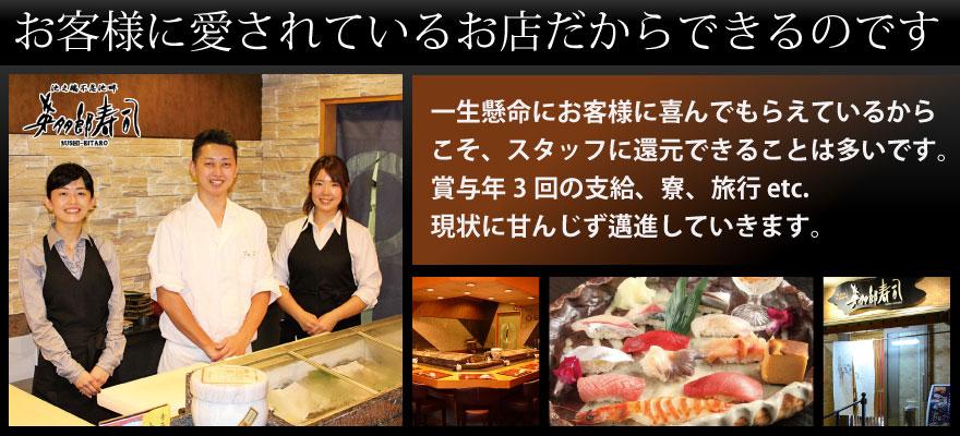 英多郎寿司 求人