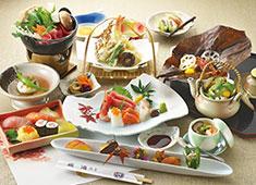 和膳 照国 ▲料理は、寿司&和食のコラボされたコースが人気!