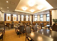 ホテル 精養軒 ゆっくりとお食事やカフェタイムを過ごせる幸せな空間を提供しています。