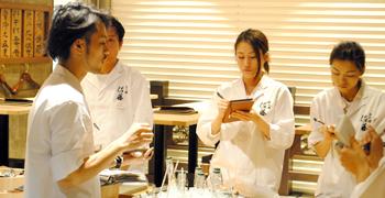 和食 ぬる燗 佐藤(東京レストランツファクトリー株式会社) 求人