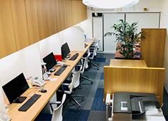 DIPWAY JAPAN株式会社 現場での仕事と本部でのデスクワーク両方してもらいます。