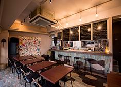 株式会社サンメレ <代官山店>イタリアンをベースにバルテイストで料理を提供!美味しい料理を全身で感じたい方に!!