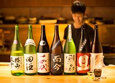 「はなれ」「南青山ひふみ」 求人 豊富な種類のお酒もご用意いたします!
