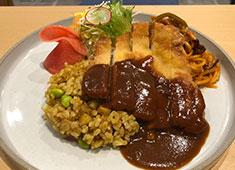 長崎トルコライス食堂/株式会社タナカヤ 求人 シンプルだからこそ、奥深い料理を提供していく予定です!